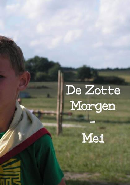 Zotte Morgen mei 2008 cover